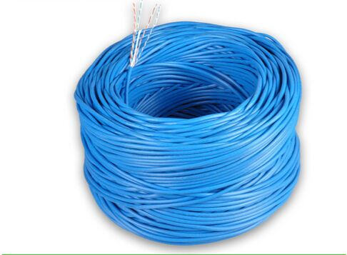 1000ft CAT6 UTP Cable 0.56mm Copper 305M CAT6 Indoor Lan CABLE