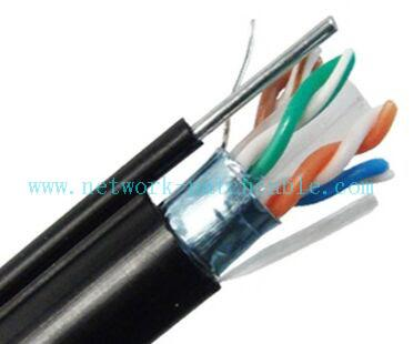 Communication Outdoor Cat6 Cable UTP FTP STP SFTP 1000BASE-T
