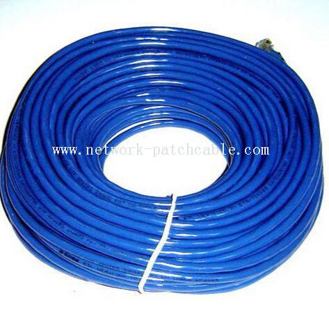 Utp Cable Cat7 Patch Cord 100 Feet Ethernet Cable Cat 7 Solid Copper
