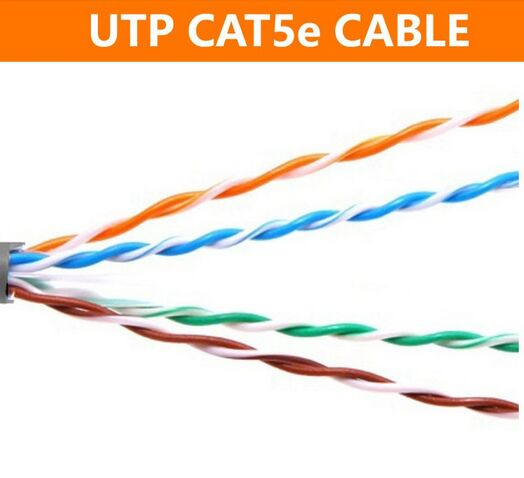 Yellow Short Flat Shielded Cat5e Patch Cables Cat 5e Patch Cord
