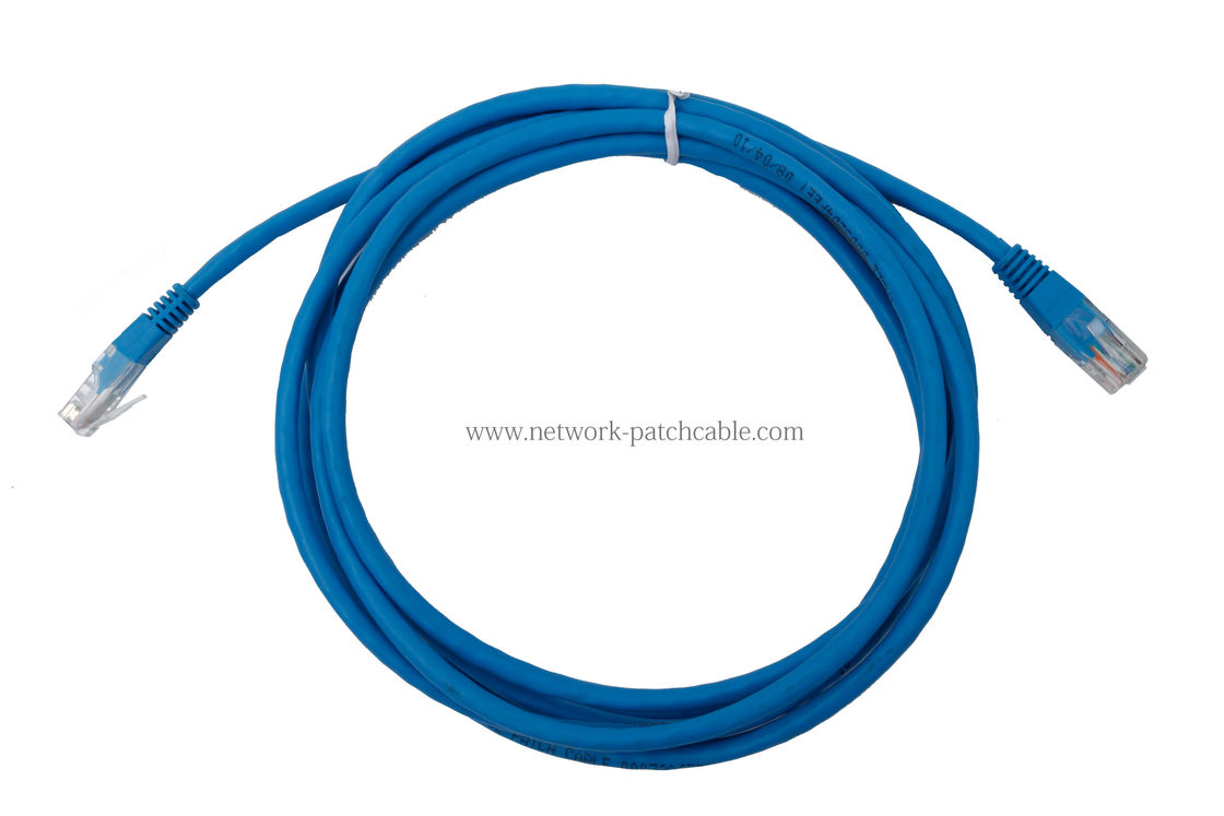 RoHS Certificated Shielded Utp Cat6 Patch Cables 2 Year Warranty