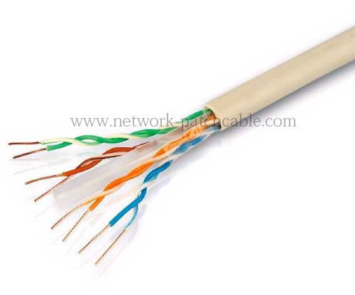 Lan 1000ft Cat6 Network Ethernet Cable 550Mhz Bare Copper UL