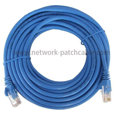 Waterproof Category 5E Patch Cable Network Patch Leads Ul Approved