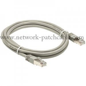 SFTP 24AWG Network Patch Cord Cat5E Lan Cable Four Twisted Pairs