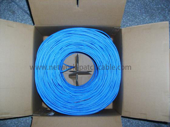 Industrial Network Cable Cat5e SFTP Cable UTP FTP SFTP PVC Jacket