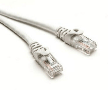 Light Blue Cat6 Snagless Patch Cable For Computer Telecom Business