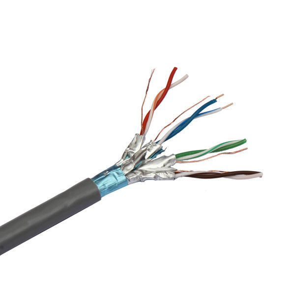 Communication / Network / LAN category 7 cables Lszh Jacket BC 22AWG 0.58mm