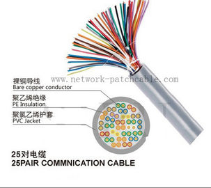 China jelly RJ11 j45 rj12 Cat3 Telephone Cable Telephone Cable 25 Pairs with CE, RoHS, ISO factory
