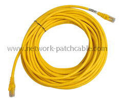 China 2M 3M 5M PVC Insulated Indoor Cat5E Patch Cables Utp Network Cable factory