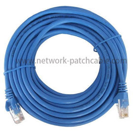 China Waterproof Category 5E Patch Cable Network Patch Leads Ul Approved factory