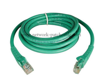 China Crossover Shielded Cat6 Patch Cables Utp Cable Cat 6 Gigabit Network Cable factory
