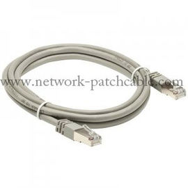 China SFTP 24AWG Network Patch Cord Cat5E Lan Cable Four Twisted Pairs factory