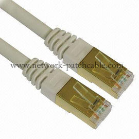 Indoor SFTP Cat7 Patch Cord Category 7 Ethernet Cable Network Cable