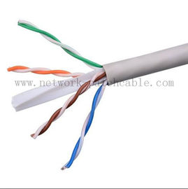China Grey 500M  Cat6 UTP Cable Network Cable Cat 6 UL certificated factory